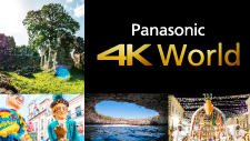 Panasonic 4K World