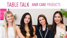Table Talk-Hair Care Products