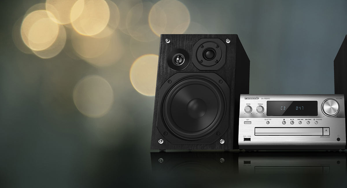 Dynamic 3-Way Speaker