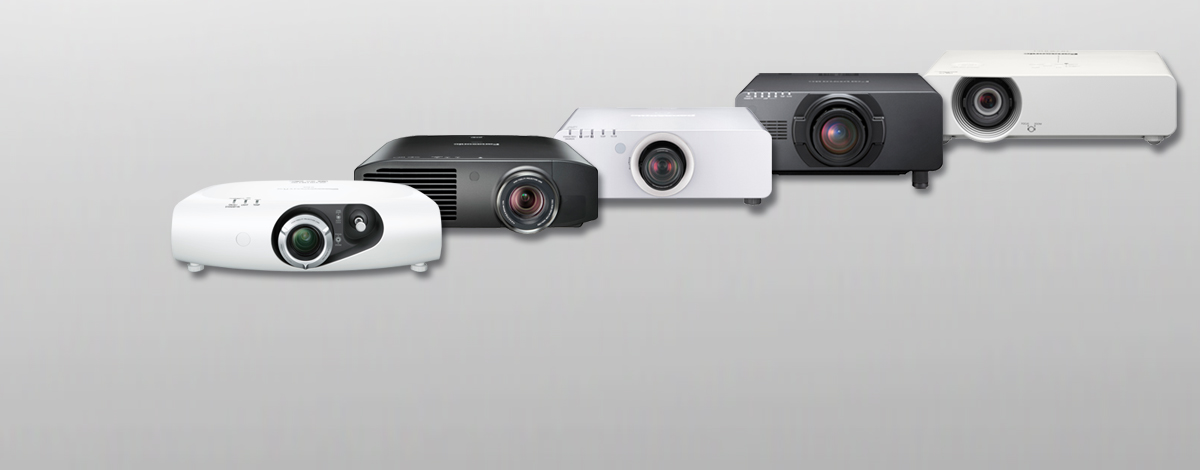 Wide Range of Projectors