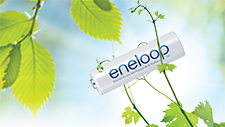 The planet wants you to buy eneloop because…