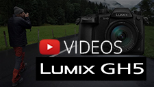 LUMIX GH5 Video Gallery