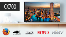 VIERA CX700: Immersive 4K Meets User Friendly Smarts