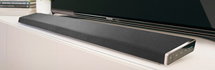 Add a Panasonic soundbar to your TV for supercharged audio