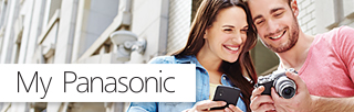 Become a My Panasonic member today