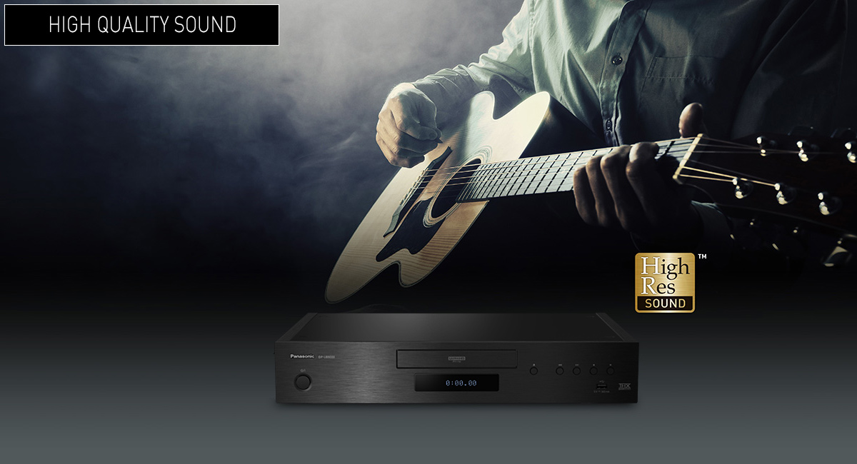 Experience Studio Master Sound Quality