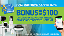 Connected Home Promotion