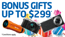 LUMIX & Camcorder Promotion