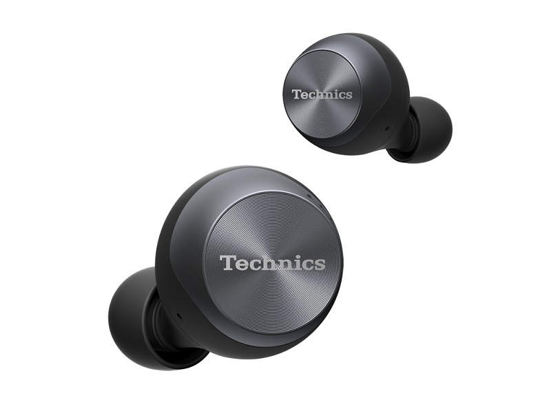Technics Energetic Sound and the Industry-leading*¹ Noise Cancelling True Wireless Headphones EAH-AZ70W