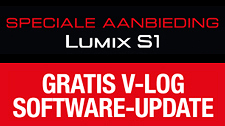 GRATIS V-LOG software-update