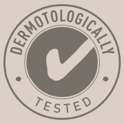 DERMOTOLOGICALLY TESTED