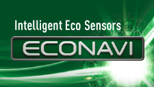 ECONAVI with intelligent eco sensors