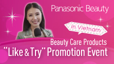 Like & Try Promotion Event in Vietnam