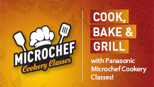 Microchef Cookery Classes