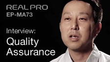 Massage chair Realpro interview4