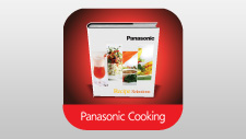Panasonic Recipe Selections App