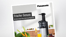 Slow Juicer Sortiment & Rezepte