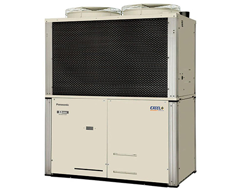 Photo: Gas heat pump air conditioners (GHP)