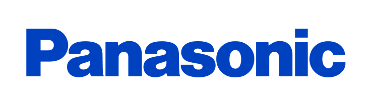 Logo of Panasonic