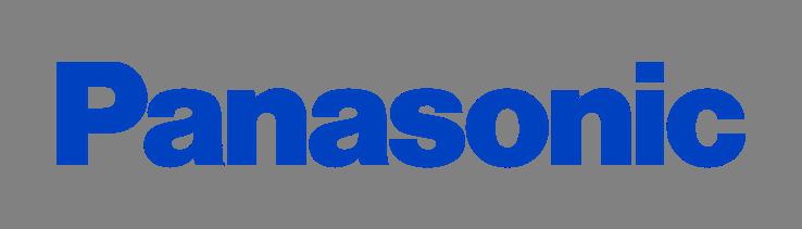 Logo of Panasonic