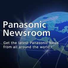 Panasonic Newsroom [Site global: inglês]