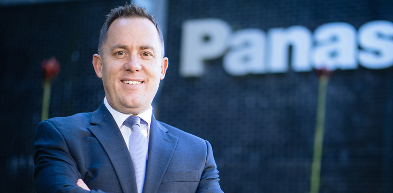 Panasonic Australia Managing Director