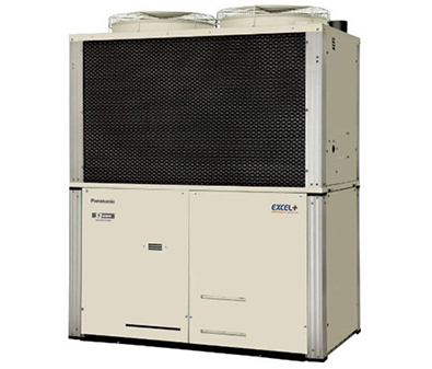 Gas heat pump air conditioners (GHP) [Product picture]