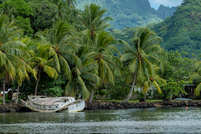 LUMIX Photo Adventure in The Islands of Tahiti