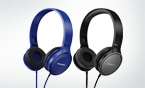 Neue stylische On-Ear Headsets von Panasonic