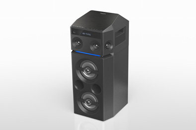 Panasonic Urban Audio System SC-UA30 mit Bluetooth™