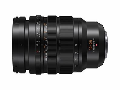 LUMIX lanza el primer objetivo 10-25mm capaz de conseguir luminosidad de F1.7 en todo el rango focal para la Serie LUMIX G