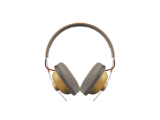 Panasonic Headphones RP-HTX80B_beige rear
