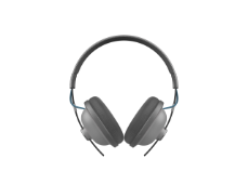 Panasonic Headphones RP-HTX80B_gray rear