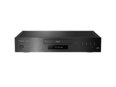 Panasonic UHD Blu-ray Player_UB9000_front