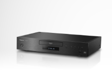 Panasonic UHD Blu-ray Player_UB9000_left