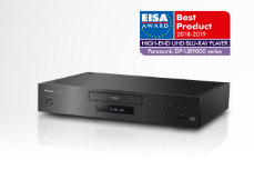 Panasonic UHD Blu-ray Player_UB9000_para redes