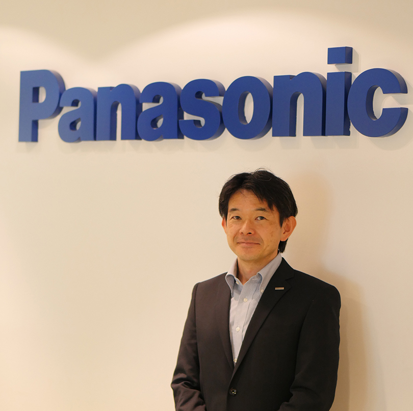 CEO Panasonic Marketing Europe CEEG: Takashi Furumoto