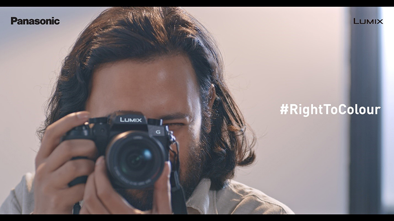 This Republic Day, Panasonic Lumix and C Lab Give #RightToColour by empowering Colourblind Photographers