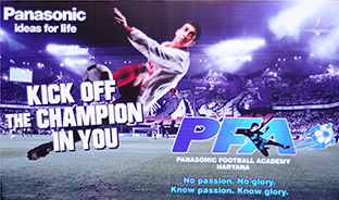 Panasonic Sahyog Panasonic Football Academy for Young Athletes