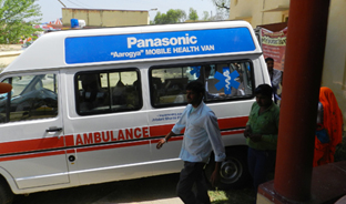 Panasonic Aarogya Community Health Services