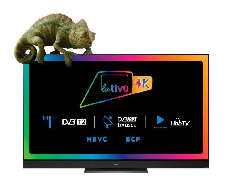 """I TV Panasonic 4K sono certificati lativù 4K, il nuovo standard """"a prova di futuro"""""""