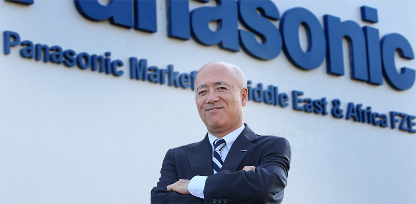 Message from the Managing Director of Panasonic Marketing Middle East & Africa