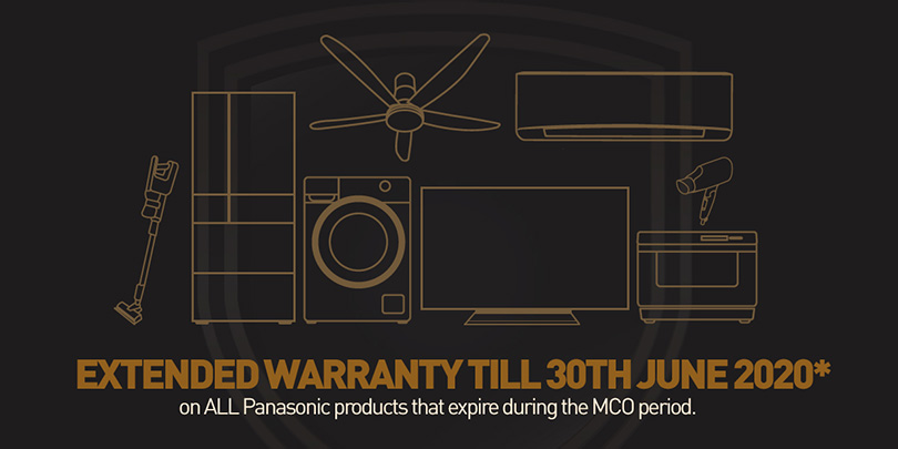 Extended Warranty till 30th June 2020