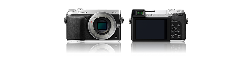 The Ultimate DSLM (Digital Single Lens Mirrorless) Camera in Premium Flat Body New LUMIX DMC-GX7 Packing a Host of Creative Functions for Photography Enthusiasts