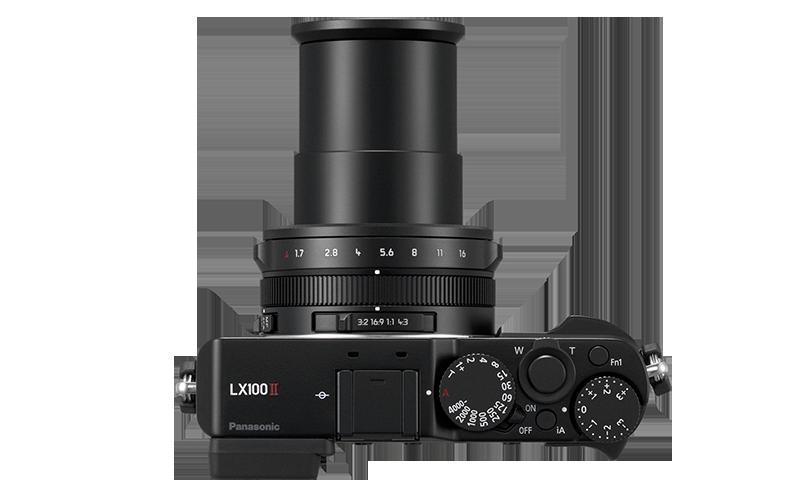De nieuwe LUMIX LX100 II: volledige creatieve controle
