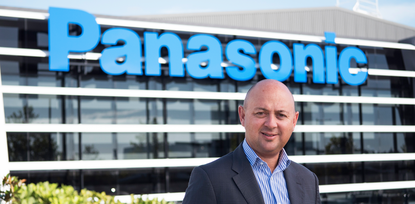 Photo of Message from the Managing Director of Panasonic New Zealand