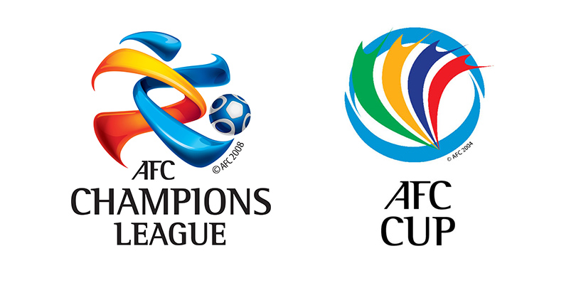 Asia Champions League and AFC Cup