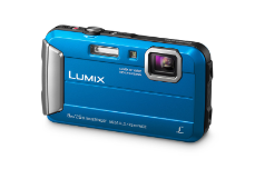 Lumix FT30: robusta e repleta de estilo