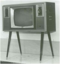 Photo of The first TV set TF-37K