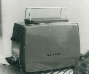 Photo of The first toaster NT-600F